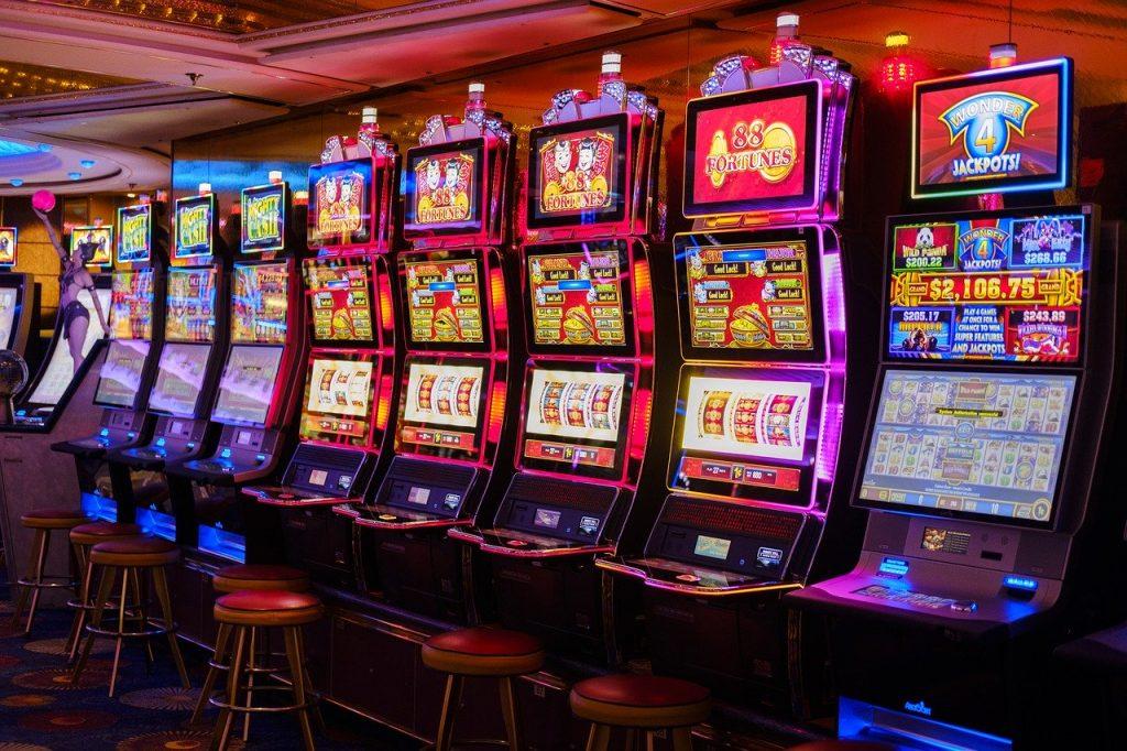 restaurant casino trois-rivieres Slot Machine